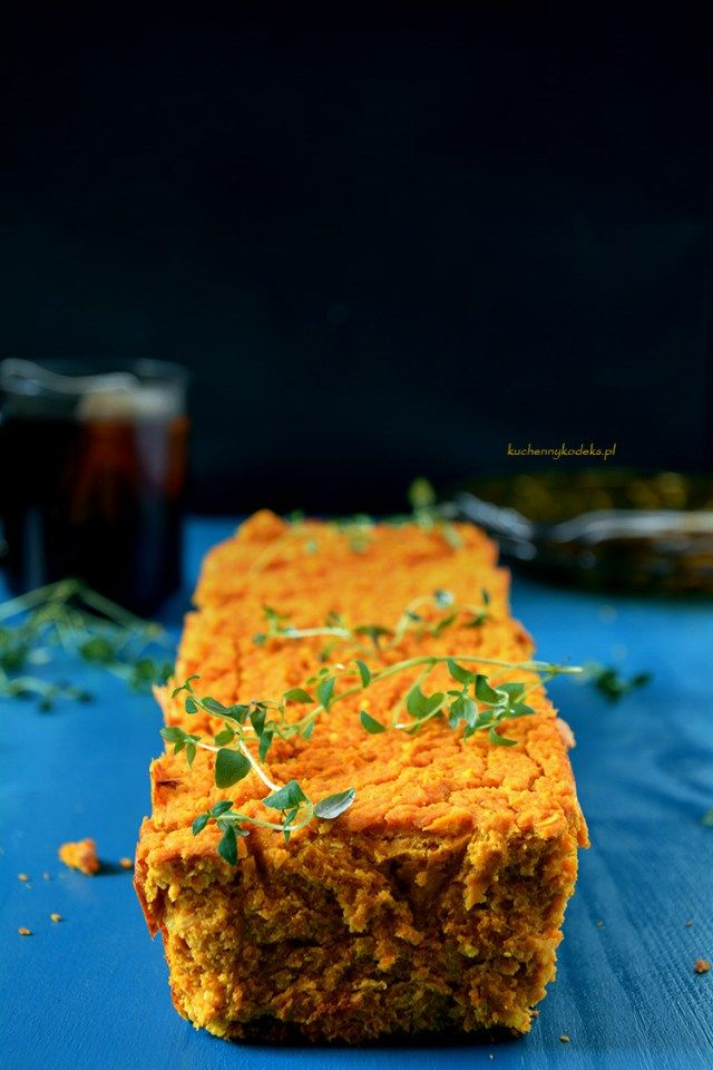Carrot pate with chick peas and lentils http://bit.ly/pasztetmarchewkowy