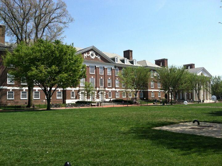 University of Delaware in Newark, DE
