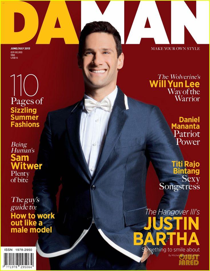 DA MAN Magazine April/May 2020: Sam Heughan