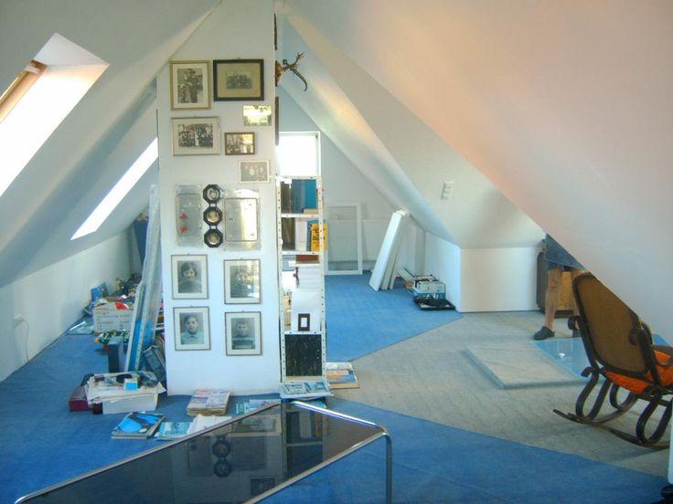 177 besten Spitzboden Bilder auf Pinterest Juliette balcony - balkonmobel design ideen optimale nutzung