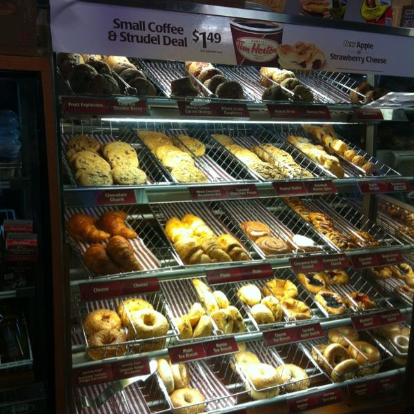 Donuts @ Tim Hortons Photo By SR