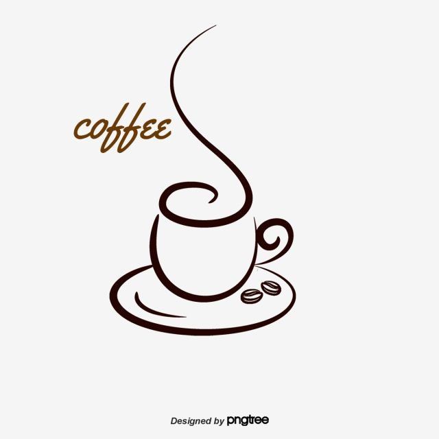 Cafe Creative Coffee Coffee Png Transparent Clipart Image And Psd File For Free Download Coffee Shop Logo Design Cafe Logo Design Logo Design Coffee