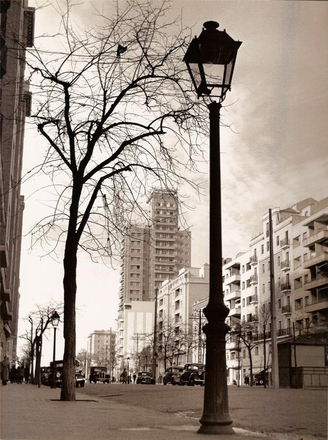 Avenida de América, 1950. Imágenes del viejo Madrid