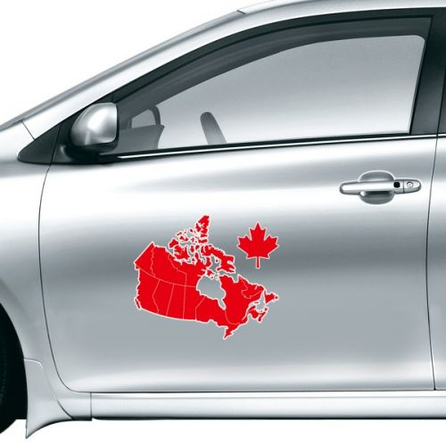 Red Maple Leaf Symbol Canada Country Map Car Sticker on Car Styling Decal Motorcycle Stickers for Car Accessories Gift #Carsticker #Red #Carstyling #MapleLeaf #Carcovers #Symbol #Caraccessories #Canada #Sticker #Country #CarDecoration #Map #Cardecals #vinyl #Removable