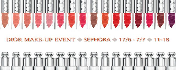 Discover The It-Look by DIOR at SEPHORA https://www.facebook.com/events/299687250198324/