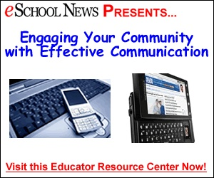 """e-school News has a great article called """"Using QR Codes for School Communications"""".  Imagine putting QR codes into the newsletter or posting them in the office for parents to scan the school lunch menu, sports schedule, fliers for upcoming events, etc.  http://www.eschoolnews.com/2012/01/13/using-qr-codes-for-school-communications/?"""