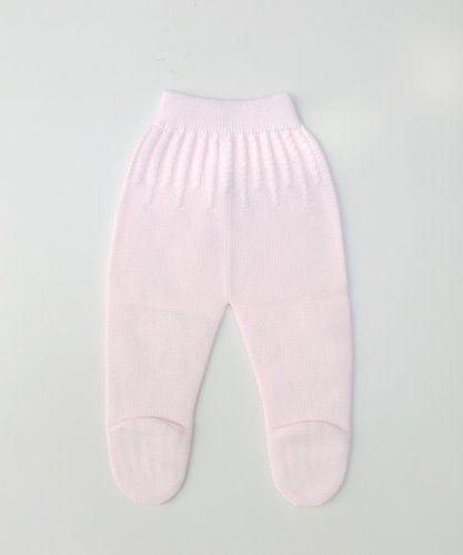 Polaina rosa bebe Fabricado en España
