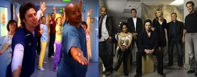 Scrubs TV Show Cast Members   Once More, With Feeling: Best and worst musical TV episodes