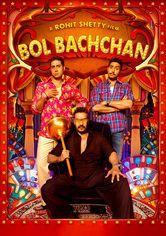 Bol Bachchan -  Ajay Devgn, Asin,  Abhishek Bachchan, Prachi Desai, Krishna Abhishek,  Asrani, Amitabh Bachchan,  - Rohit Shetty's remake of the 1979 classic Gol Maal, a young Delhi man seeks work in a rural village and gets ensnared in a web of white lies.