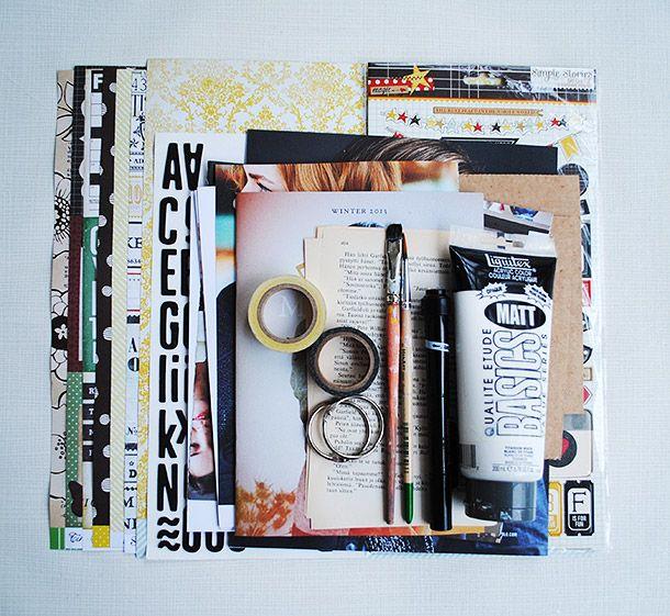 minialbumit ja kirjat   cute & cool creations