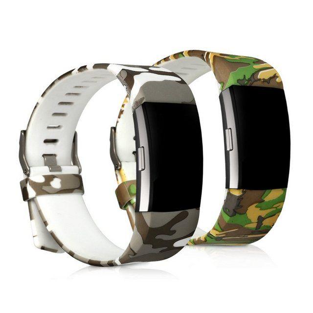 Armband Fitbit Charge 2 Armband 2x Silikon Fitnesstracker Sportarmband Fur Fitbit Charge 2 Tarn Cuff Bracelets Jewelry Bracelets