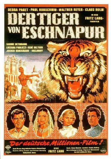 Фильм Бенгальский тигр - cмотреть онлайн бесплатно на Экранка.ТВ