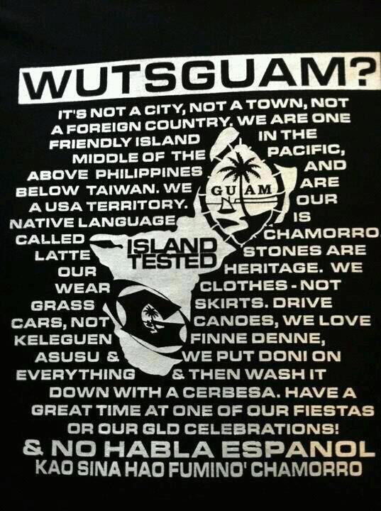 What's Guam
