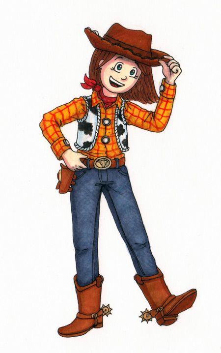 """Le Cosplay Game n°102 : Le Shérif Woody dans """"Toy Story"""""""