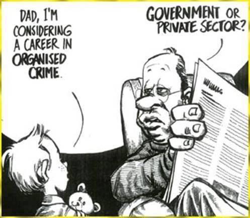 Image result for political comics..crime