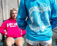 2014 School Leavers Hoodies from www.leavershoodies.com. Different colours and designs.