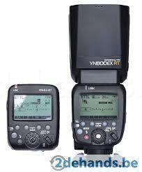 Yongnuo YN-600EX-RT flitser + trigger - Te koop