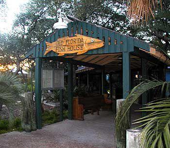 Old Florida Fish House, in Santa Rosa Beach, Florida