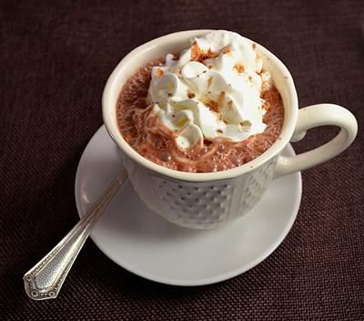 20 Delicious Spicy-Hot Chili Pepper Recipes to Clear Out Your Sinuses: Mexican Hot Cocoa