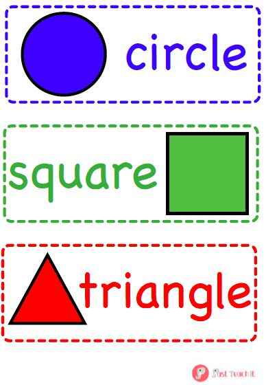 The 7 best images about 2D Shape Activities on Pinterest ...