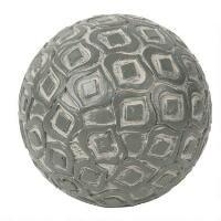 Moor Tile Ball Decor Large