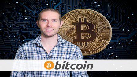 Bitcoin cryptocurrency crash course