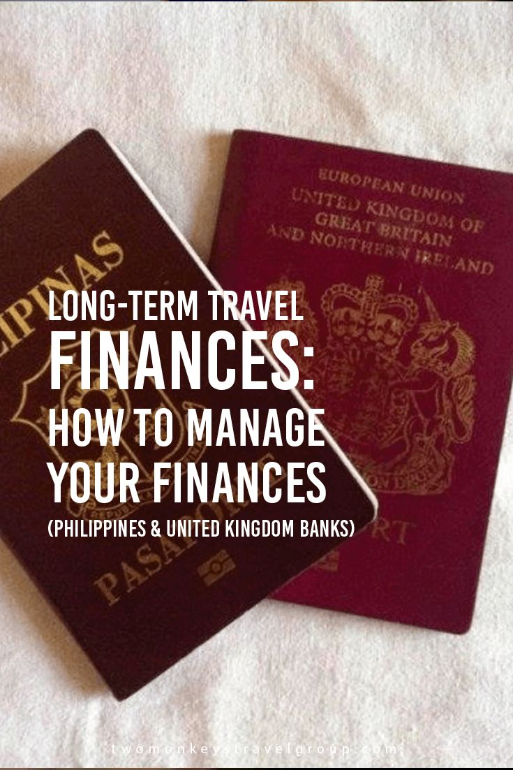 Long-term travel: How to manage your finances (Filipino & British Banks) This article is inspired by our readers who've been asking us how we manage our finances on the road. Some might think that having a Filipino bank account might be a problem when travelling, but I can assure you it isn't! This is based on our experience and might only be relevant for travellers with a Philippines Bank Account and/or UK Bank Account.