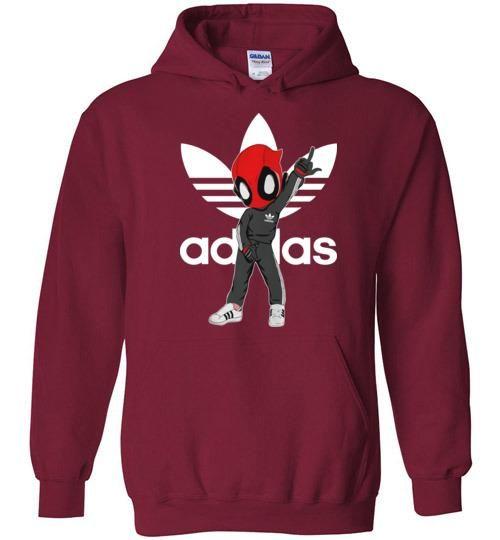 Opuesto calificación Tumor maligno  Marvel Deadpool #1 Heavy Blend Hoodie | Adidas hoodie, Hoodie shirt,  Deadpool shirt