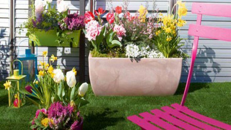 Quelles plantes pour un balcon fleuri ?