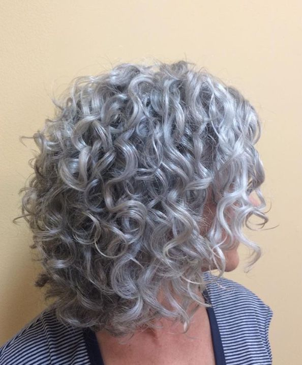 Curly Hairstyles Near Me Curly Hairstyles Near Me Curly Hairstyles Longer In Front Curly Haircut Kings In 2020 Curly Hair Styles Medium Hair Styles Grey Curly Hair