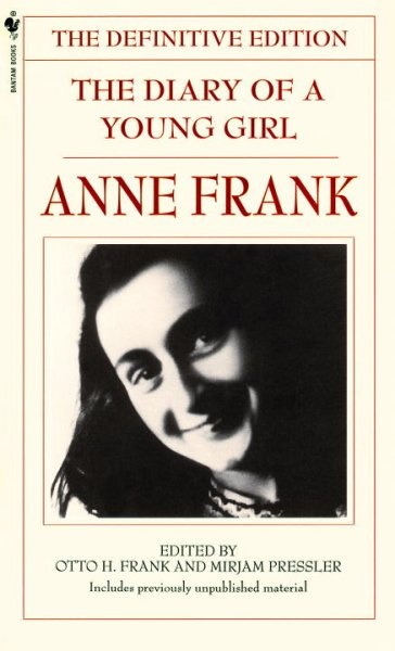 Anne Frank's Secret Diary Entries on Sex and Prostitution Revealed