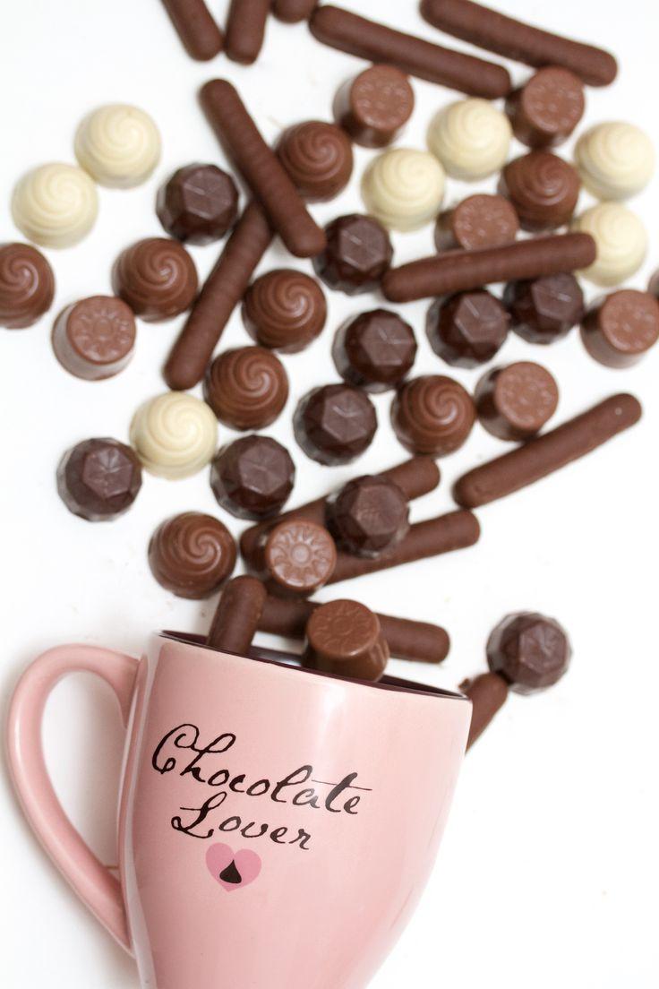 510 best Chocolate & Bonbons ༺♥༻ images on Pinterest ...
