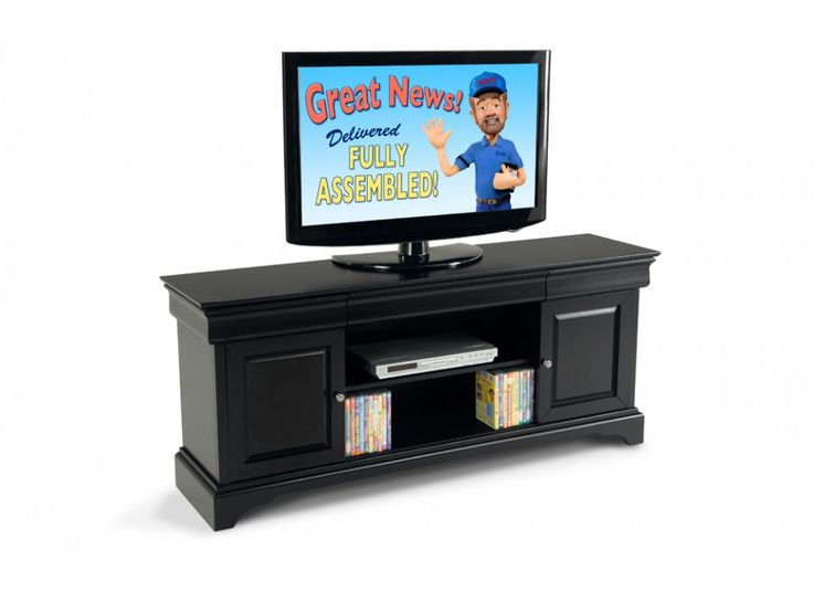 Louie Console 62 Console Console Tv Discount Furniture And Bob S