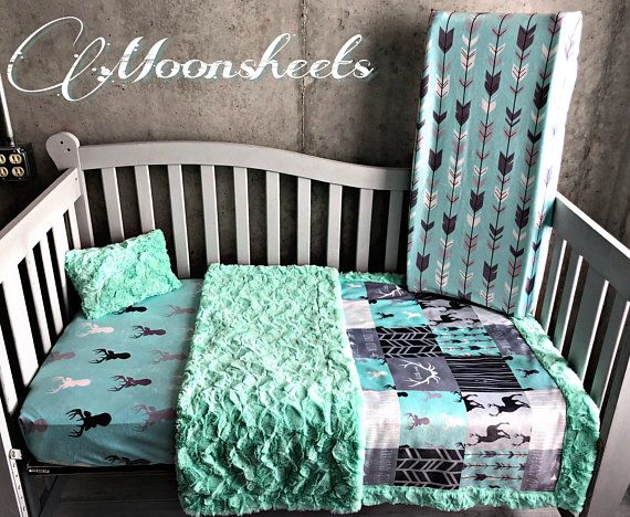 Crib Set Any Print In The Shop Country Baby Rooms Baby Boy Rooms Baby Stuff Country