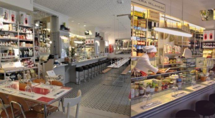 Piccoli grandi piatti alla 'Drogheria Milanese' di Milano