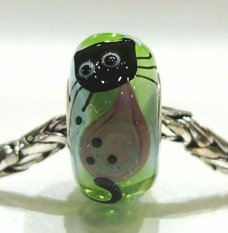 Bead artigianale Glass bonbon in vetro e argento 925 prezzo di listino 27,50 compatibile con redbalifrog, tedora, ohm beads, pandora, trollbeads ecc ecc Facebook : pianeta beads www.gold-jewels-italy.com