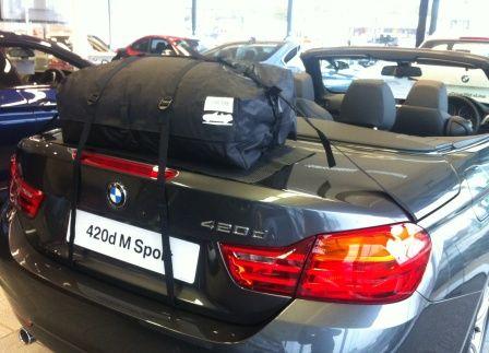 bootbag boot luggage rack for BMW 4 Series