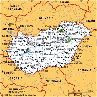 Map of Hungary.  My fathers town of Lenti is actually near Slovenia and Croatia, who knew.  For historical info about of the town check out site the below: http://www.lenti.hu/index.php?nyelv=en&aktiv=varos_tortenete