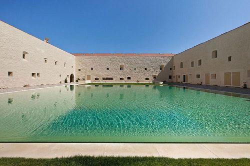 Edouardo Souto de Moura - Convento das Bernardas, Tavira Portugal