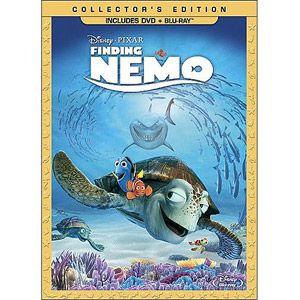 Finding Nemo (DVD + 2-Disc Blu-ray) (Widescreen)