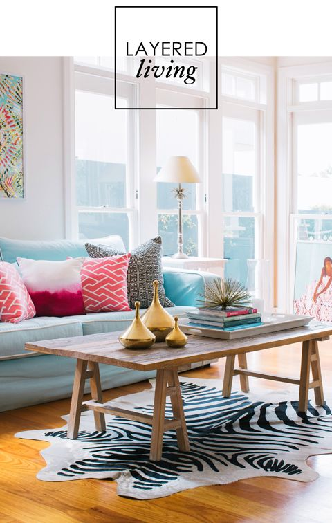 Adore Home magazine - great colors