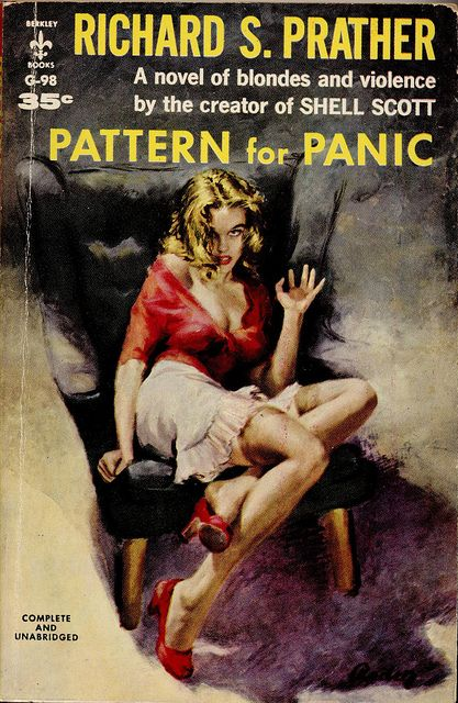A Novel Of Blondes and Violence: Pattern for Panic