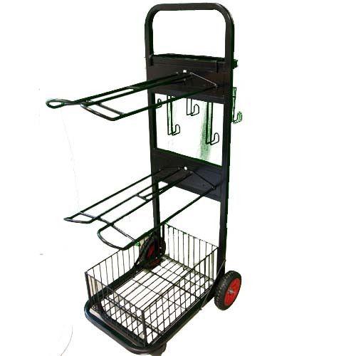 Fold Up Tack Room on Wheels