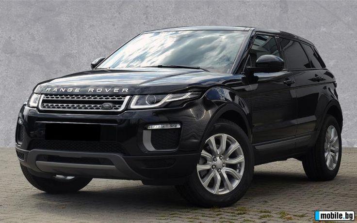 Land rover Range Rover Evoque 2.0 D =Panorama= Xenon/Heater/Blinds гаранция, 2017г. - Обява  Продава Джип