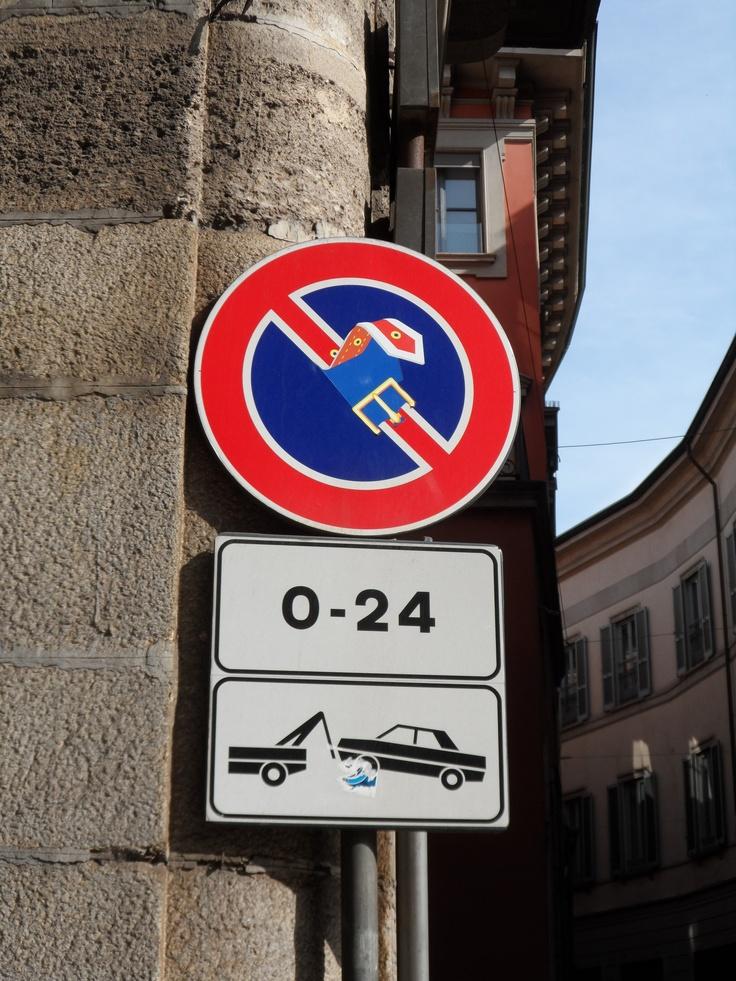 MIlano street-art