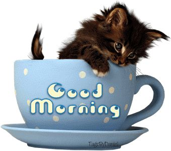 Animated Good Morning | gif animate-Good morning glitter graphics written greetings animated ...