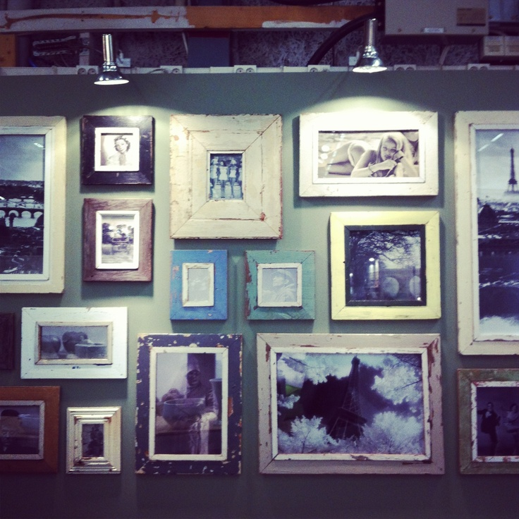 We love these frames from Guthaben!