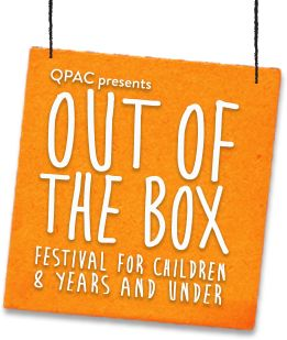 Out of the Box: Festival for children. Every child has a monster sized imagination. It feeds on curiosity and serious fun. Out of the Box is designed for children and their monster sized imaginations. #language #literature #literacy