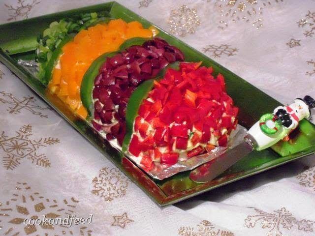 Chicken Salad Log/Κορμός Κοτοσαλάτας | Cook And Feed