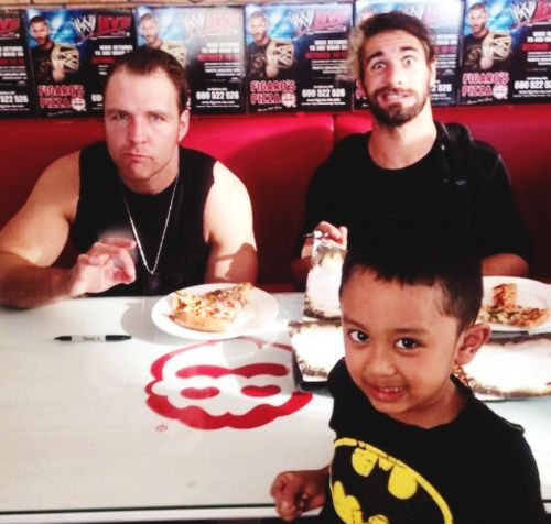 Dean Ambrose and Seth Rollins - The Shield (WWE) Photo (35798745 ...